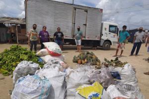 Mais de 1000 cestas camponesas natalinas são doadas pela CPT em Alagoas