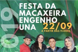 Festa da Macaxeira é realizada na comunidade do Una, em Moreno/PE